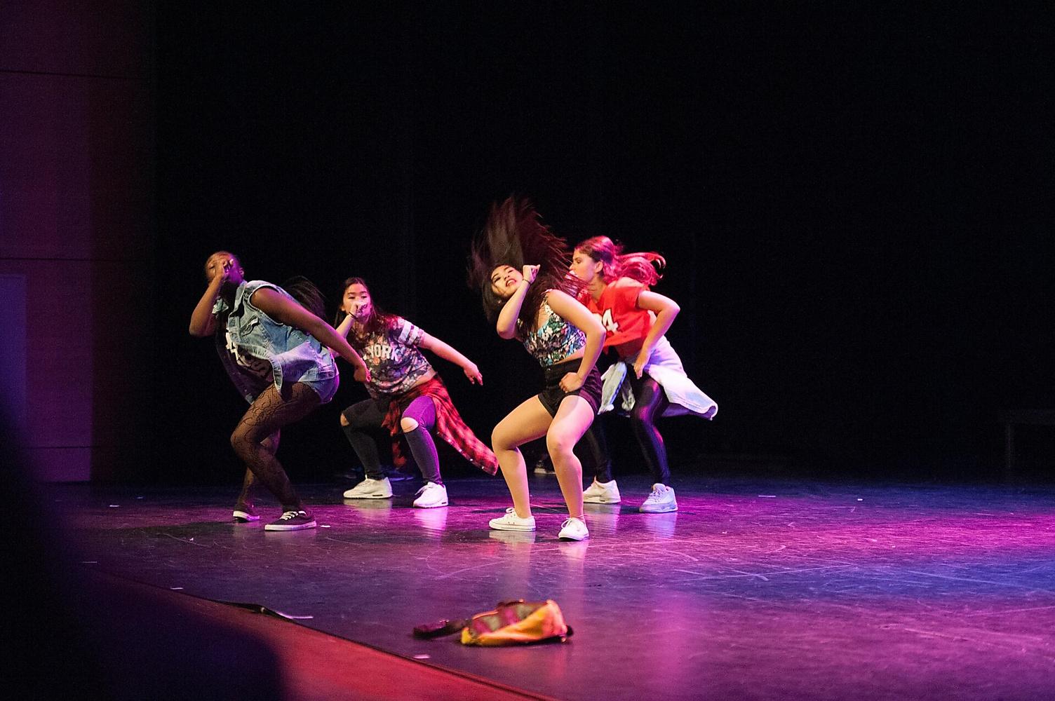 CKE Talentstroom muziek, dans of theater