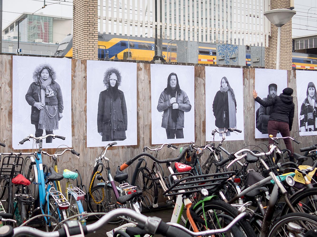 Fotografieproject 'Goed dat je er bent'