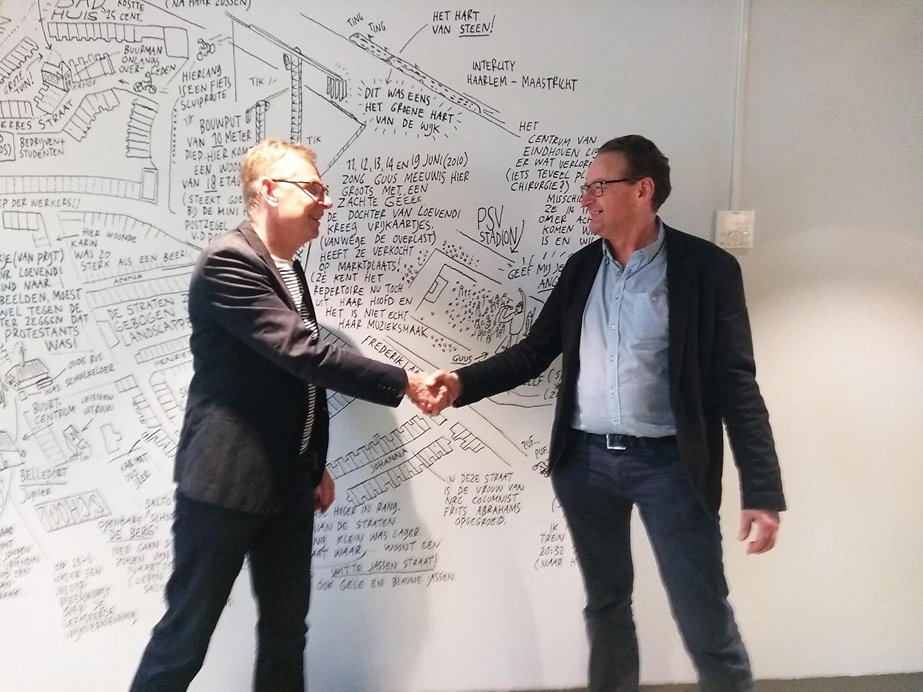 Hernieuwde samenwerking CKE en Woonbedrijf