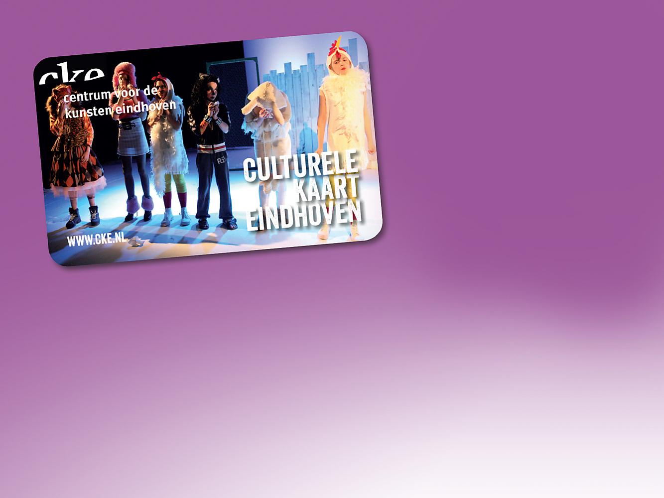 Nieuw aanbod Culturele Kaart Eindhoven