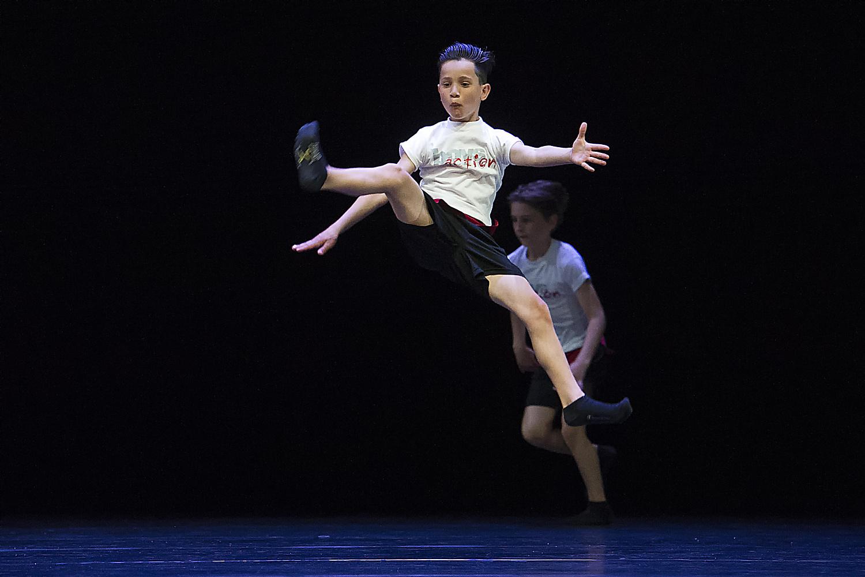 Nieuw bij CKE: Proefles Boys Action, dansen voor jongens van 8 tot 12 jaar