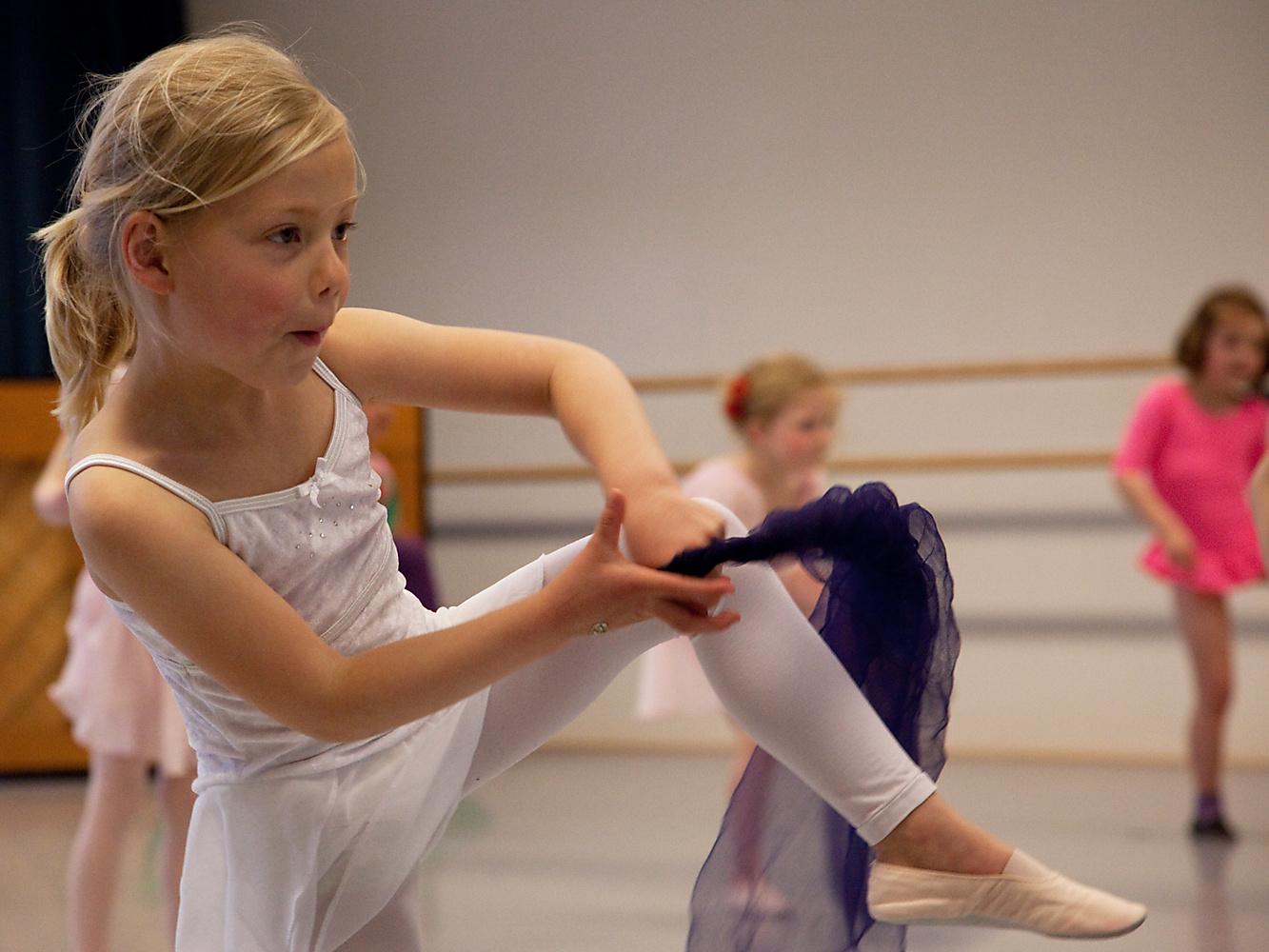 Nieuw: danslessen voor kinderen in Stratum