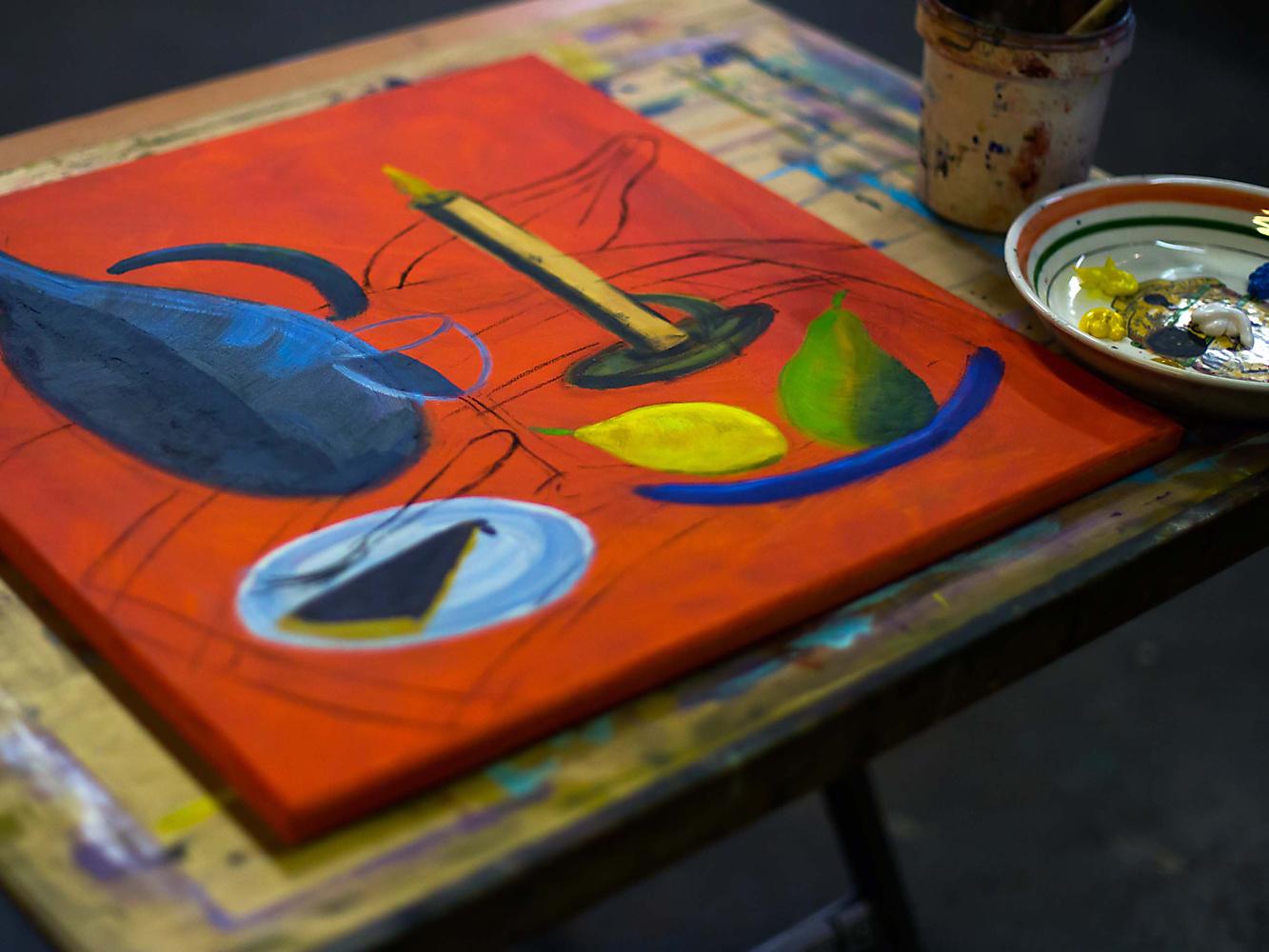 Oproep: amateurschilders gezocht