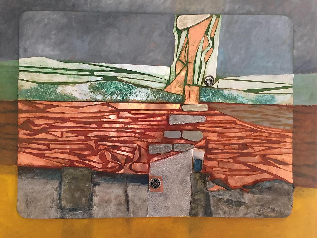 Solo-tentoonstelling Frank Goossens