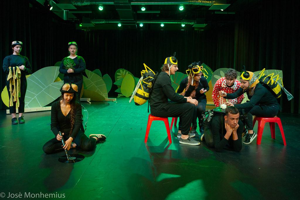 Theaterschool in Eindhoven