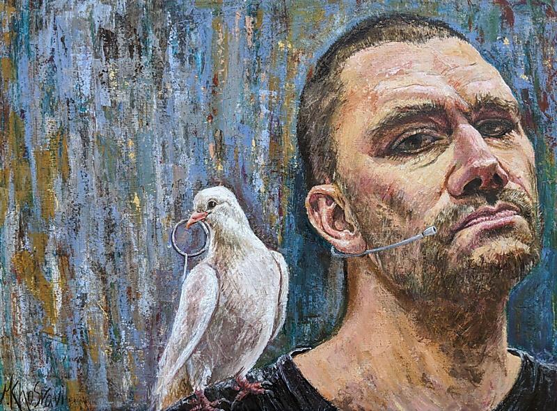 Veiling schilderij Theo Maassen